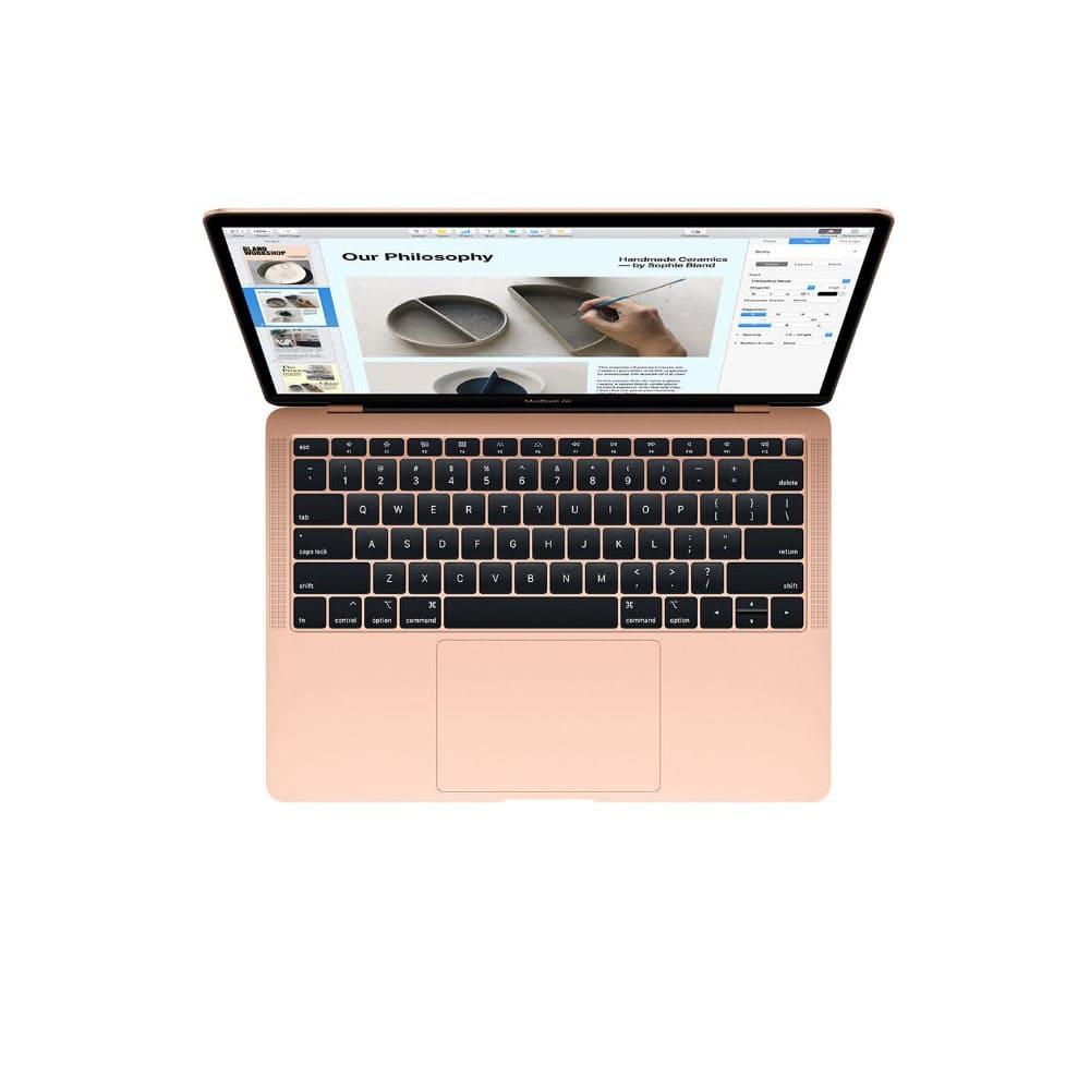 لپ تاپ 13 اینچی اپل مدل MacBook Air MVFJ2 2019 با صفحه نمایش رتینا