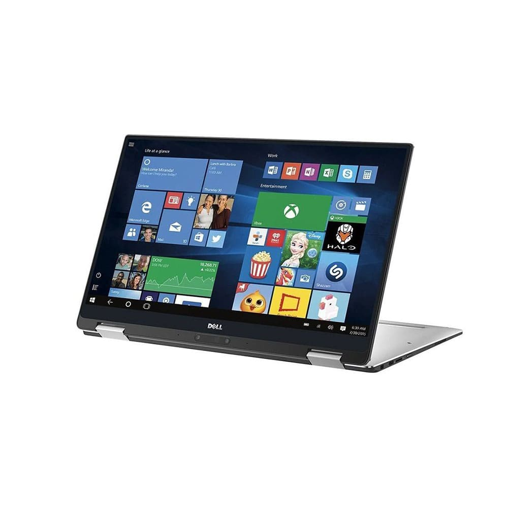 لپ تاپ 13 اینچی دل مدل XPS 13 9365 2in1 - B