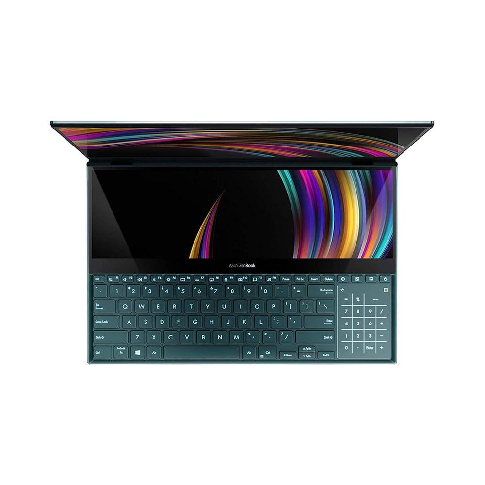 لپ تاپ 15 اینچی ایسوس مدل ZenBook Pro Duo UX581GV - B