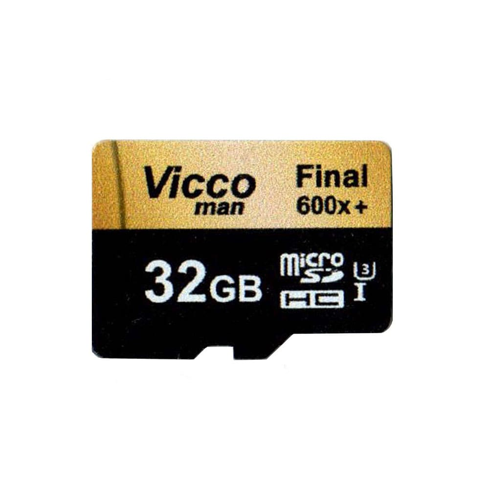 کارت حافظه microSDHC ویکو من مدل Extre 600X کلاس 10 استاندارد UHS-I U3 سرعت 90MBps ظرفیت 32 گیگابایت
