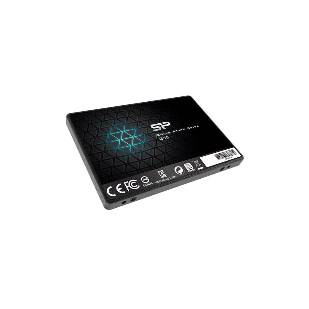 اس اس دی اینترنال سیلیکون پاور مدل Slim S55 ظرفیت 240 گیگابایت