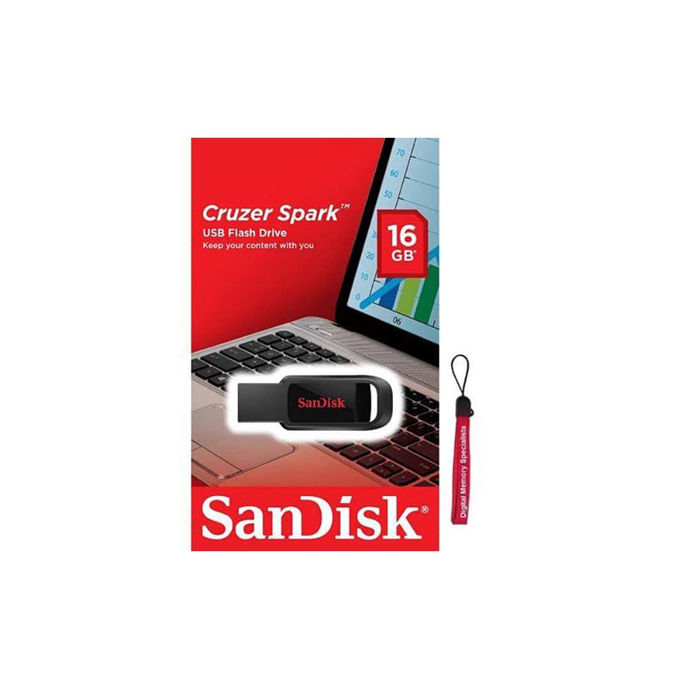 بررسی Cruzer Spark 16GB