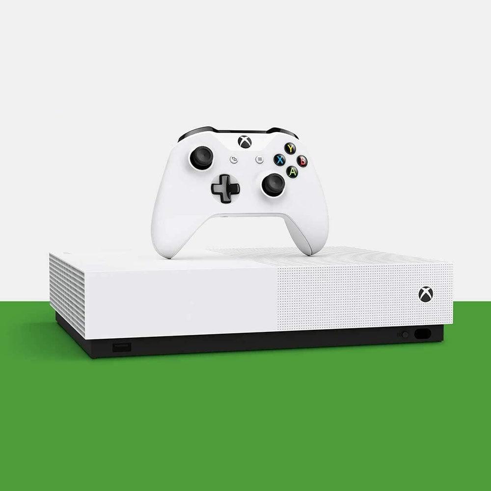 بررسی Xbox One S All-Digital