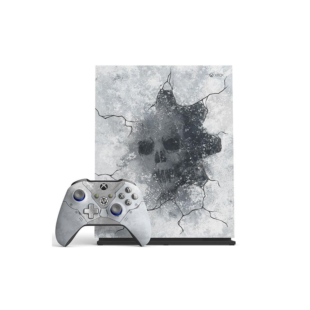 بررسی Xbox One X Gears 5