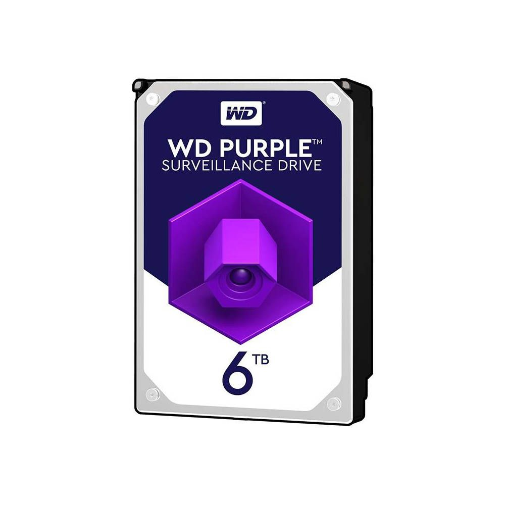 هارددیسک Purple WD60PURZ 6TB