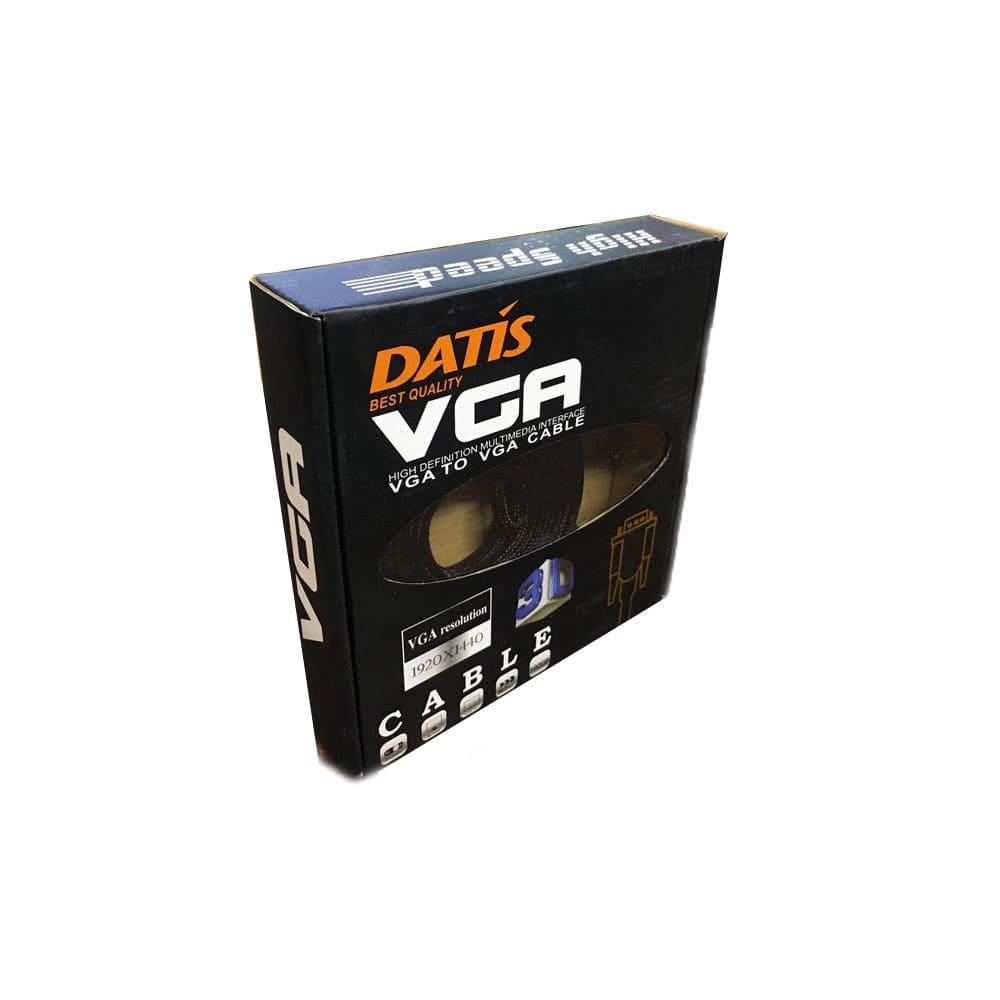خرید کابل VGA داتیس 5 متری