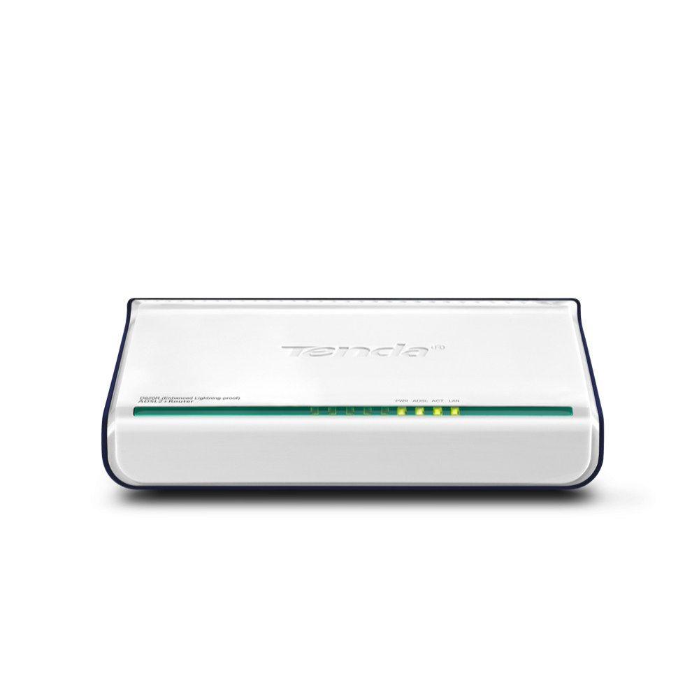 مودم روتر +ADSL2 و باسیم تندا مدل D820R