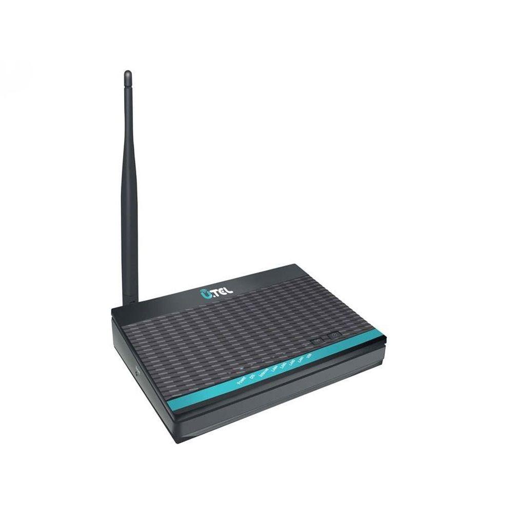 مودم روتر ADSL Plusبی سیم یوتل مدل a154