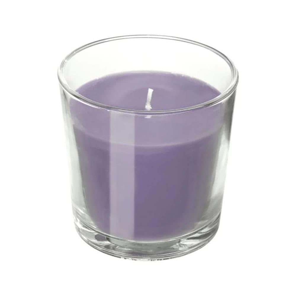 فروش شمع معطر ایکیا SINNLIG