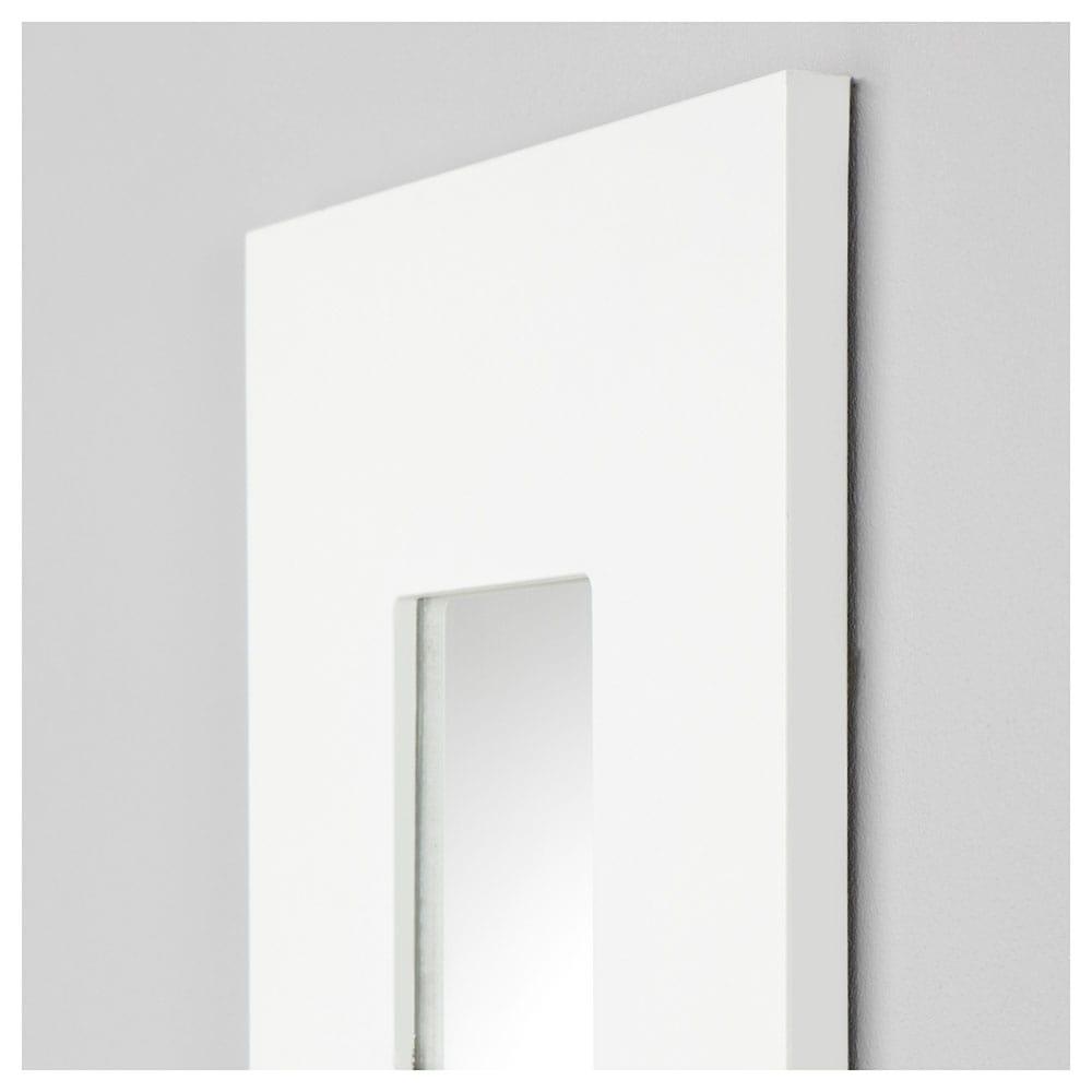آینه سفید ایکیا MALMA