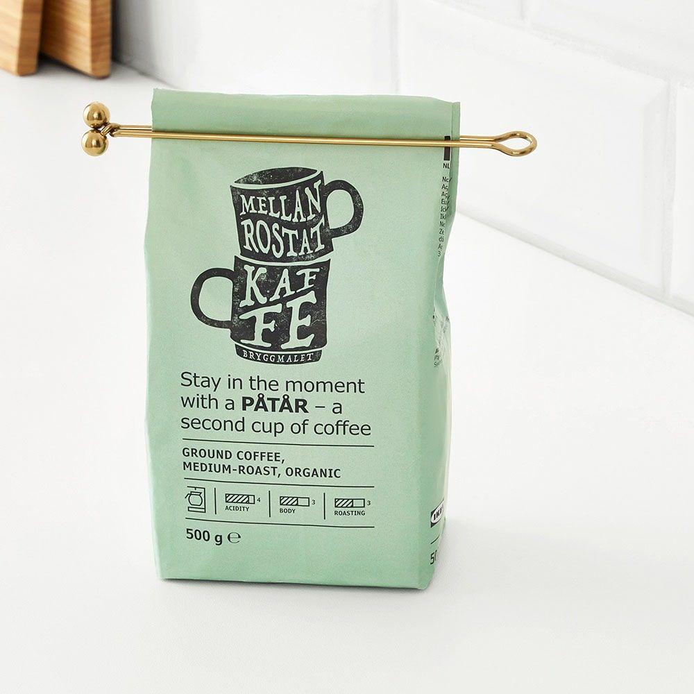 پیمانه و گیر قهوه ایکیا TEMPERERAD