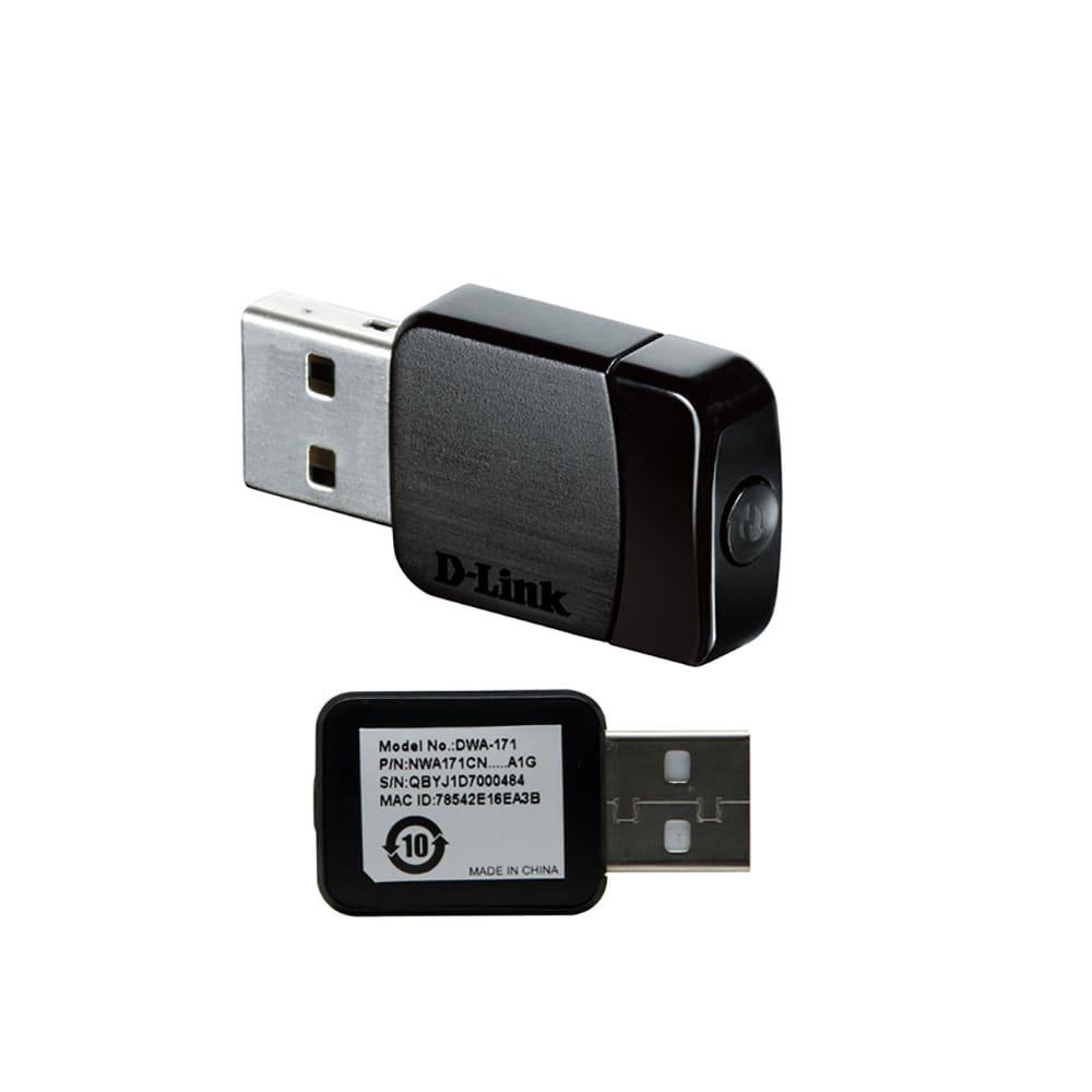 خرید کارت شبکه USB دی لینک مدل DWA-171