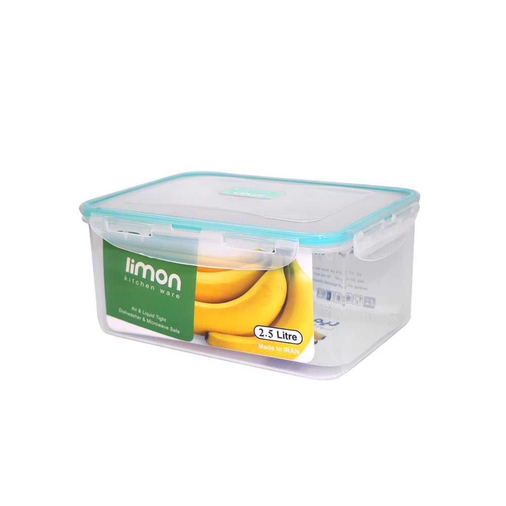 خرید ظرف فریزری لیمون کد 116
