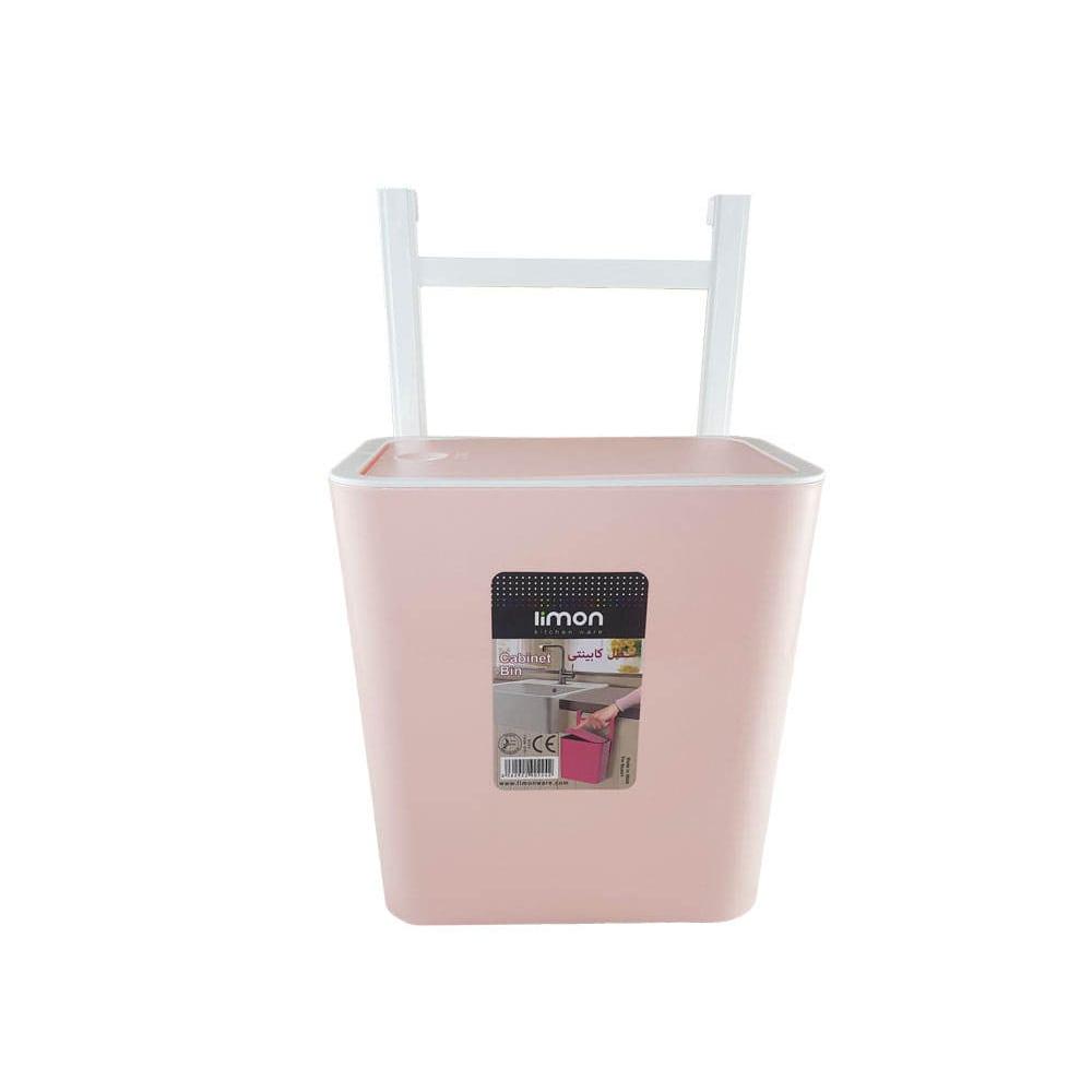 خرید سطل کابینتی لیمون مدل touch