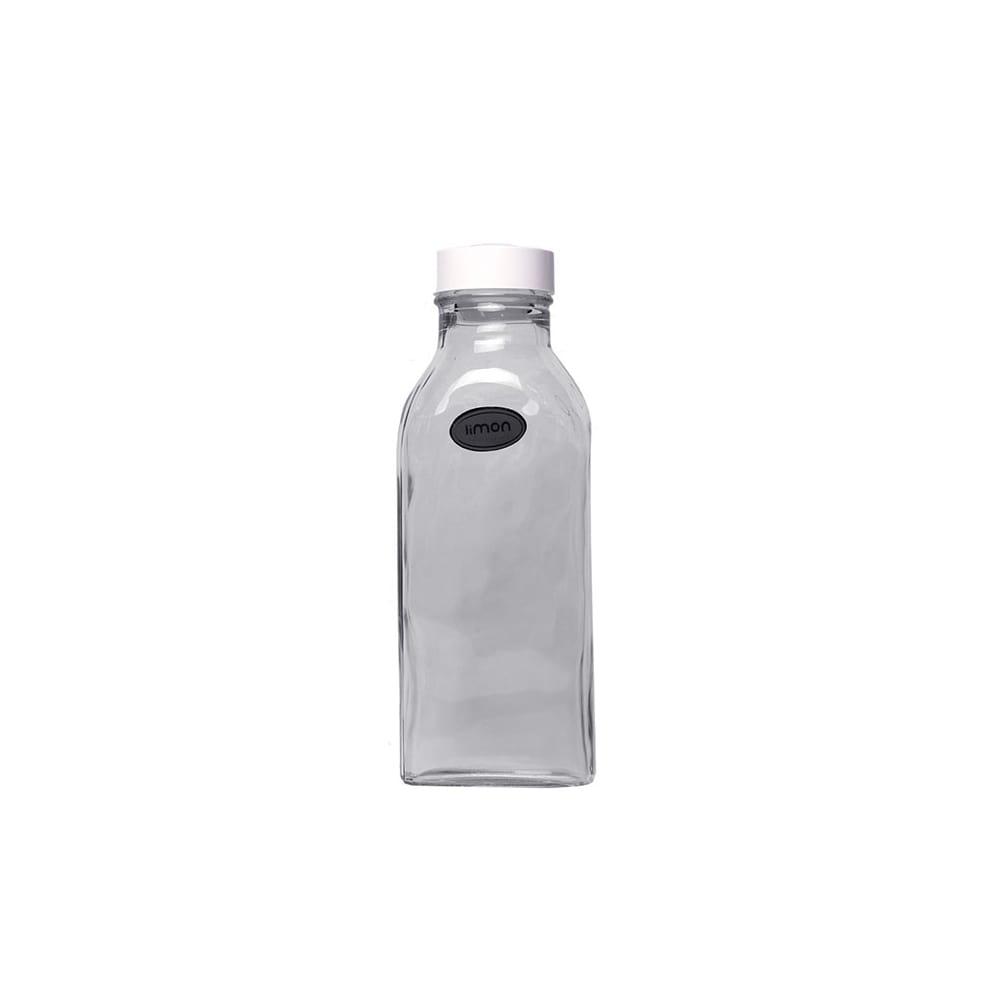 خرید بطری چهار گوش لیمون کد 1064