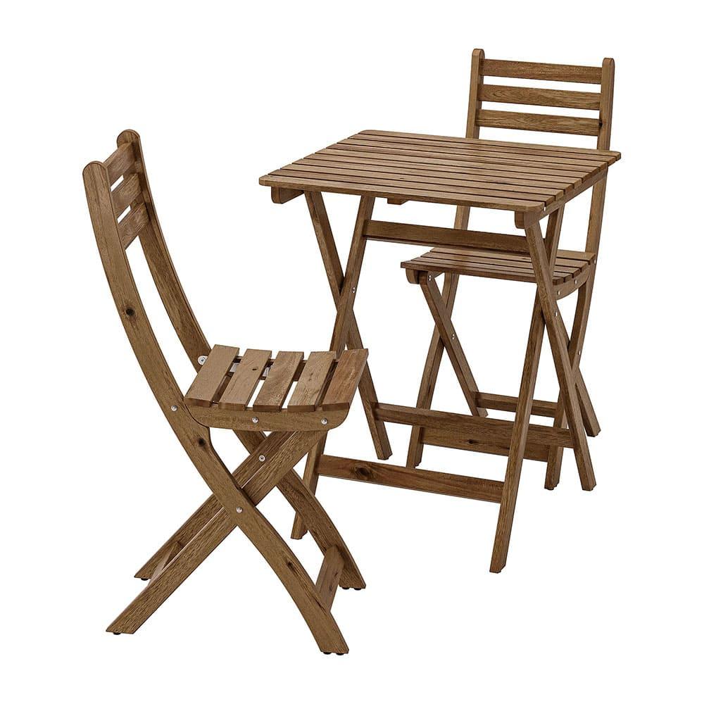 فروش میز و صندلی ایکیا مدل ASKHOLMEN