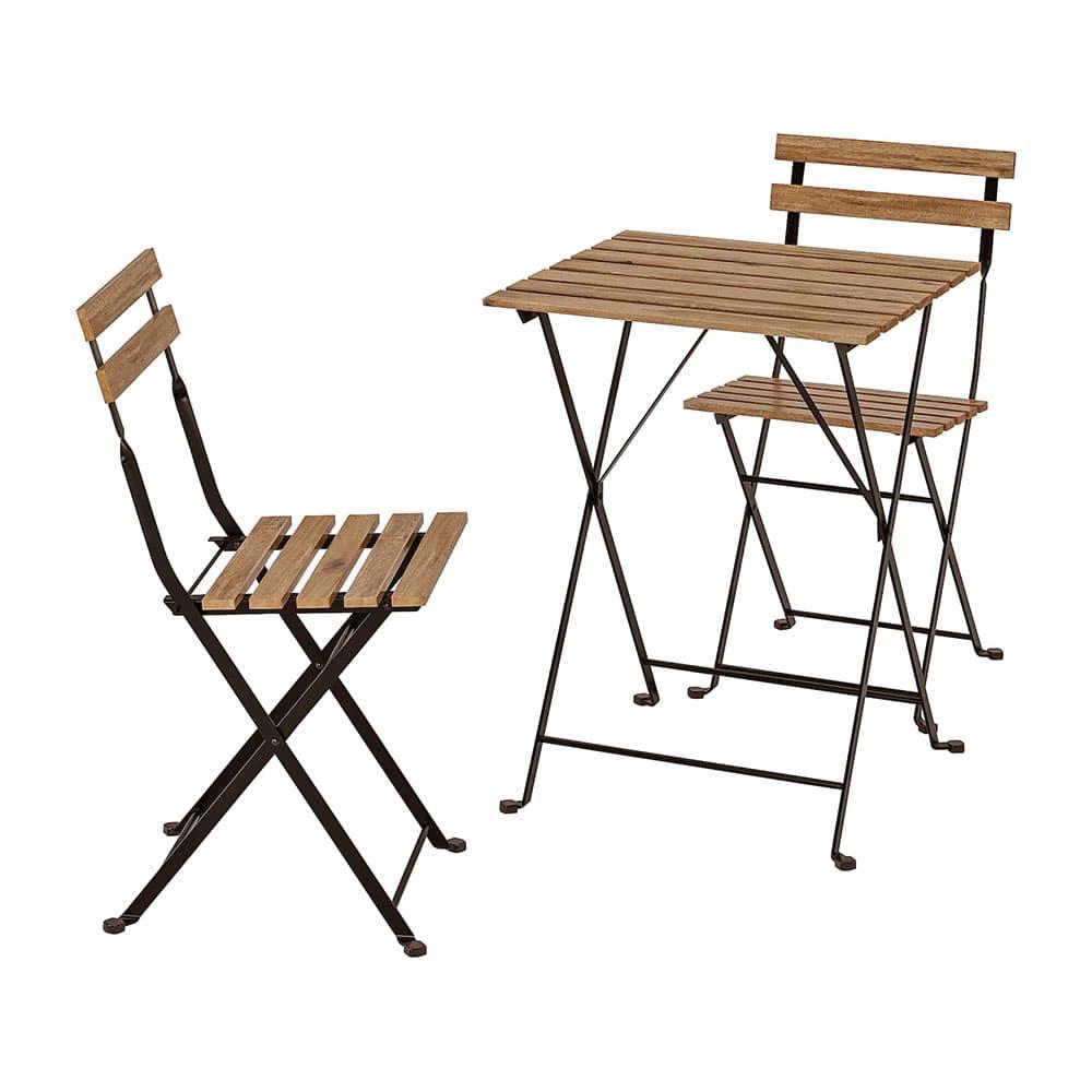 فروش میز و صندلی ایکیا مدل TARNO