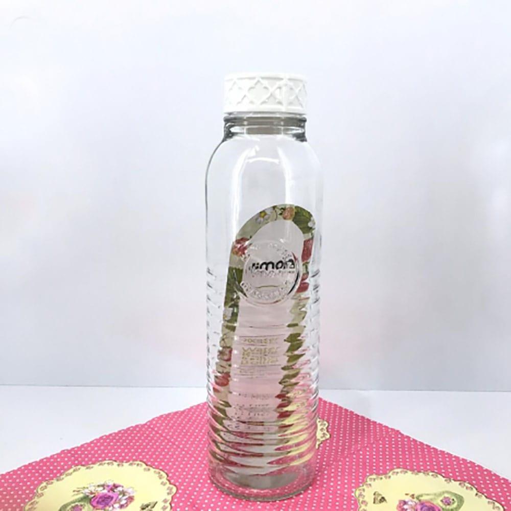 فروش بطری آب روستیک بلند لیمون کد 1886