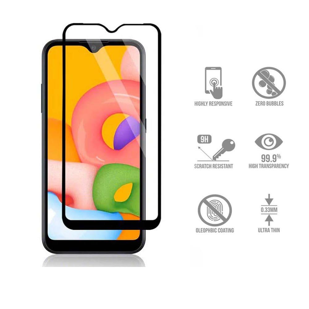 خرید  گلس سرامیکی گوشی سامسونگ Galaxy A01