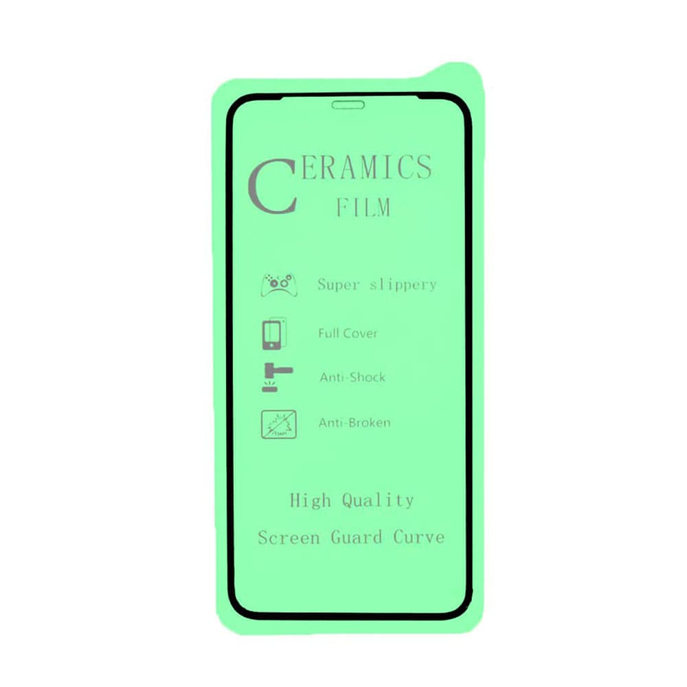 خرید گلس سرامیکی گوشی آیفون iphone x