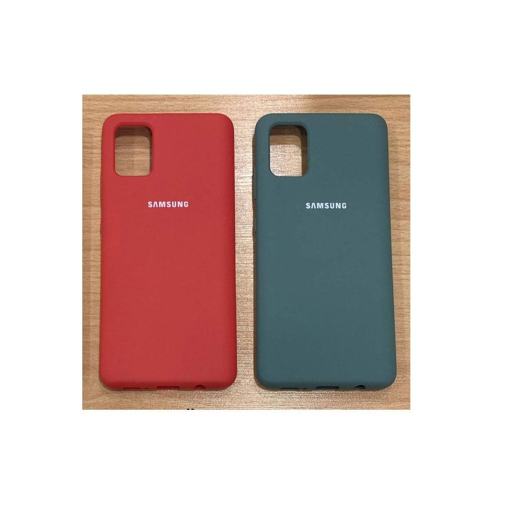 فروش کاور سیلیکونی گوشی سامسونگ Galaxy A71