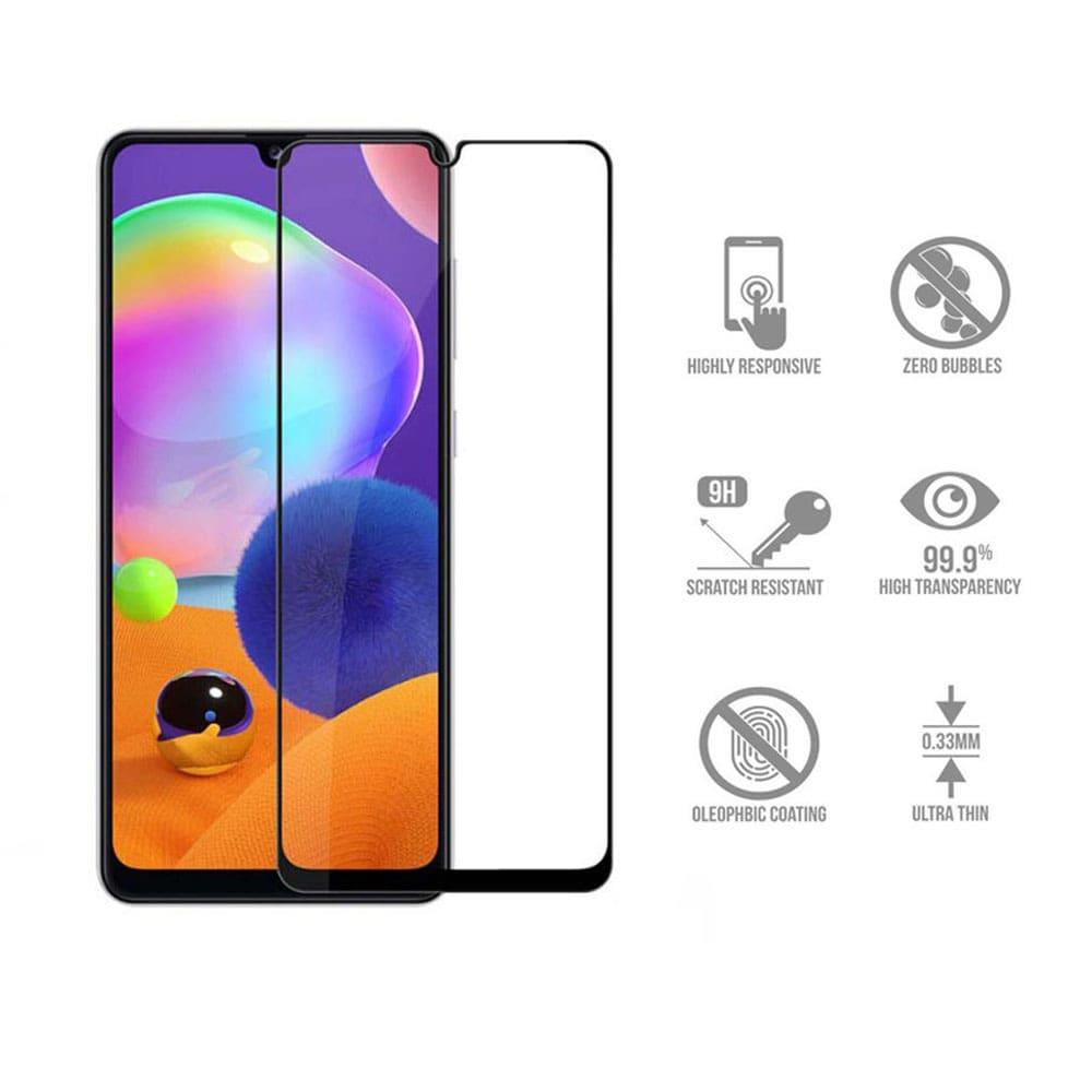 خرید گلس سرامیکی Galaxy A31