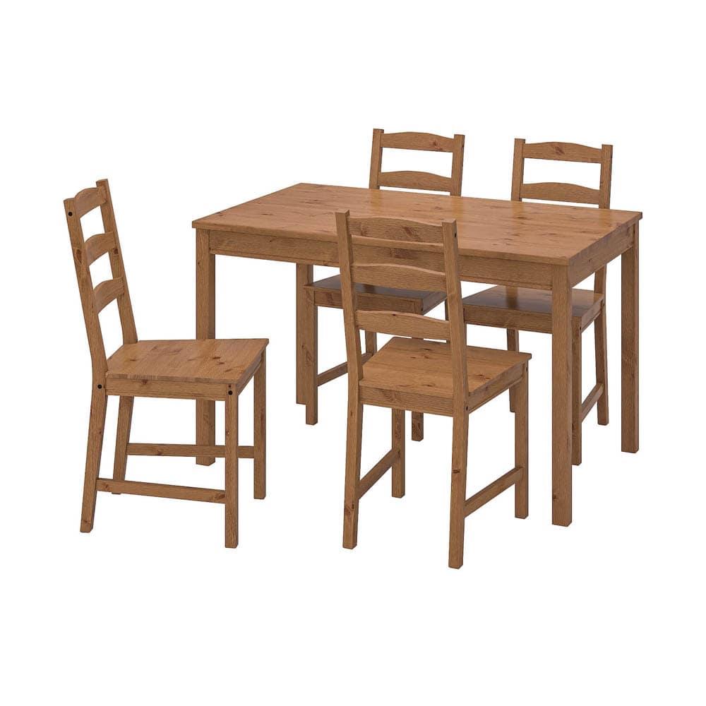 خرید میز غذاخوری ایکیا مدل JOKKMOKK