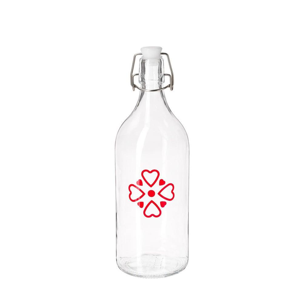 خرید بطری آب طرحدار ایکیا مدل KORKEN