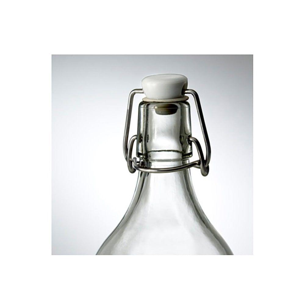 فروش بطری آب طرحدار ایکیا مدل KORKEN