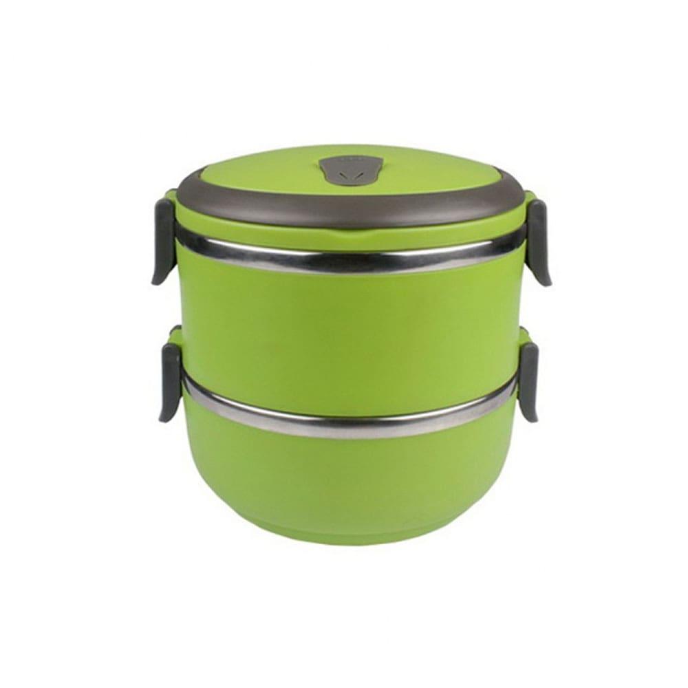 فروش ظرف غذای دو طبقه Lunch box