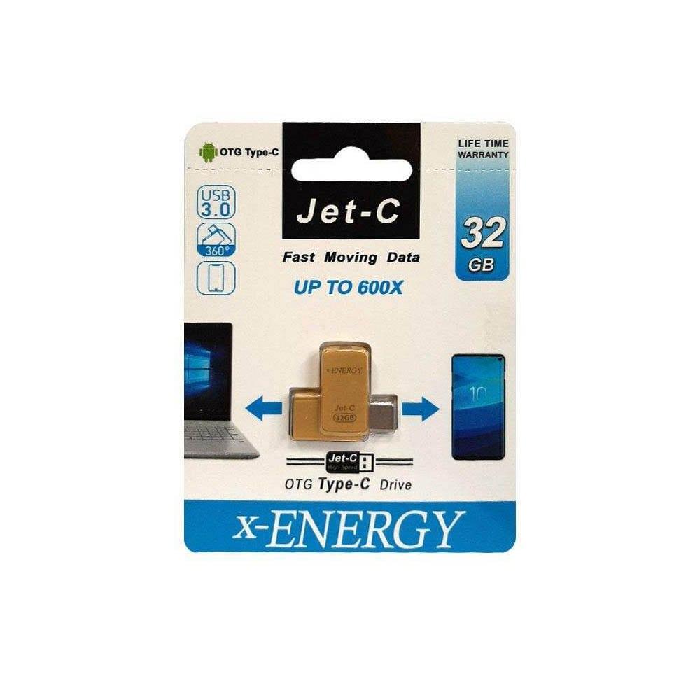 فروش فلش مموری ایکس-انرژی مدل JET-C