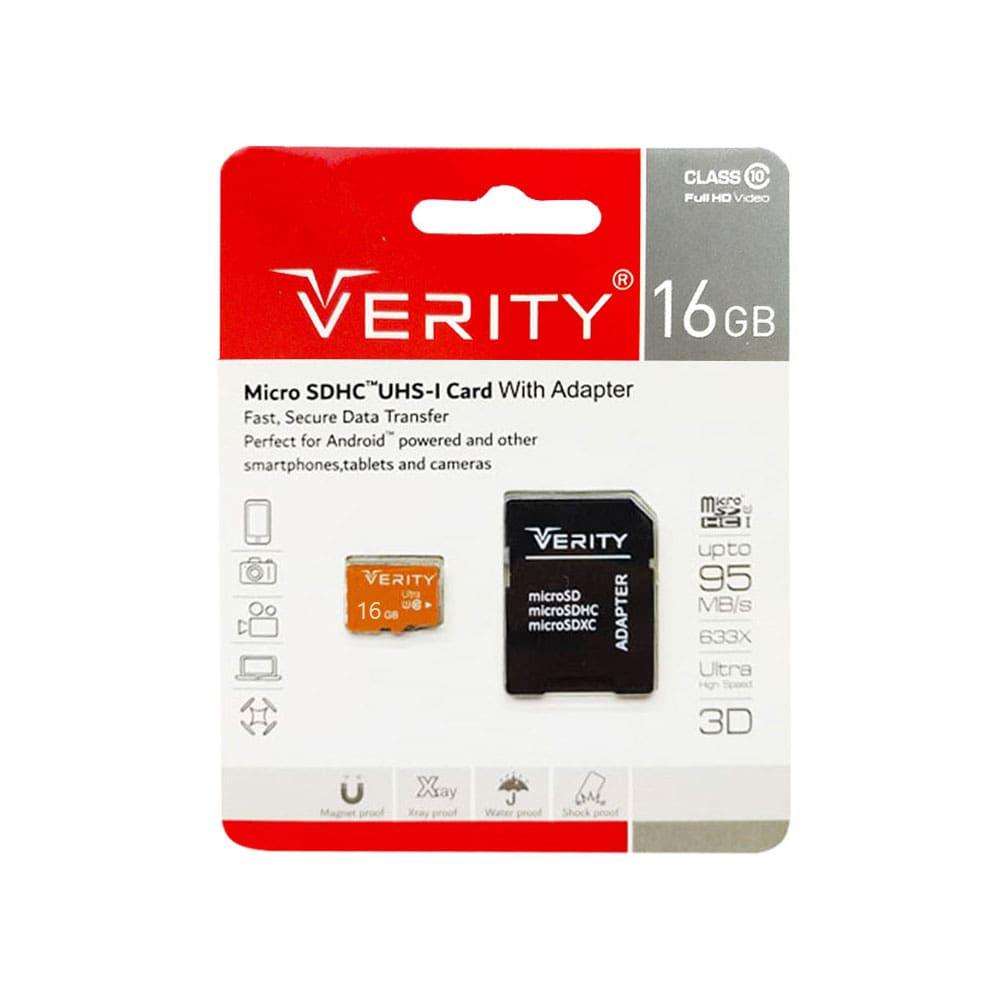 خرید کارت حافظه MicroSD وریتی
