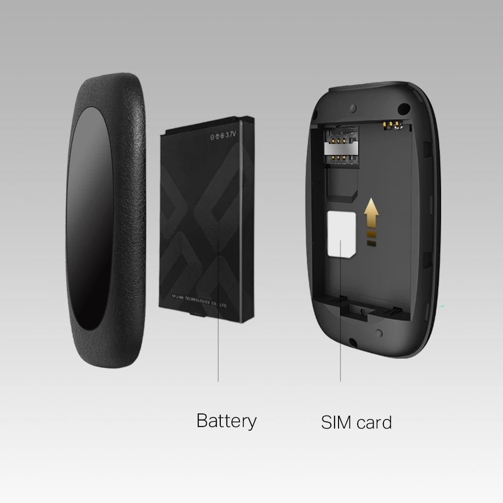 فروش مودم 4G تی پی-لینک مدل M7000