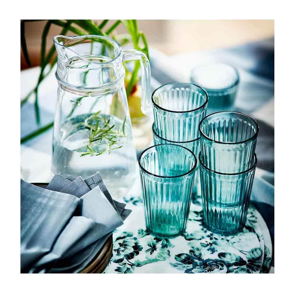 قیمت لیوان ایکیا مدل KALLNA بسته 6 عددی