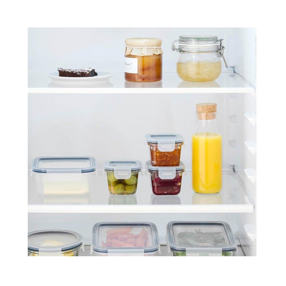 قیمت ظرف نگهداری ایکیا مدل IKEA 365+ ست 3 تایی