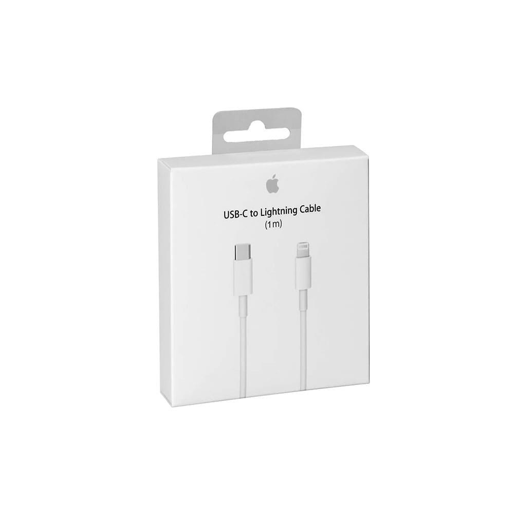 کابل تبدیل USB-C به لایتنینگ اپل 1 متری
