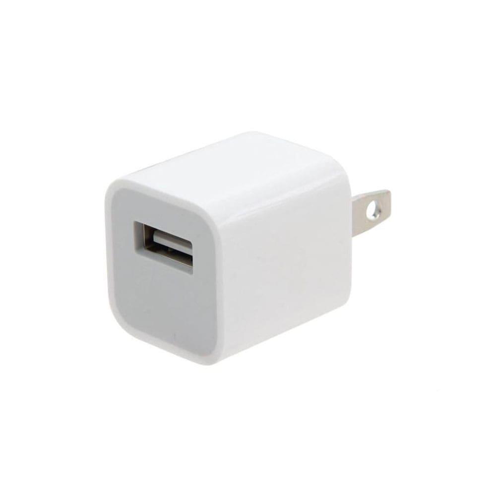 خرید شارژر دیواری 5 وات USB اپل