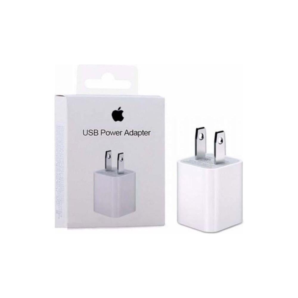 شارژر دیواری 5 وات USB اپل