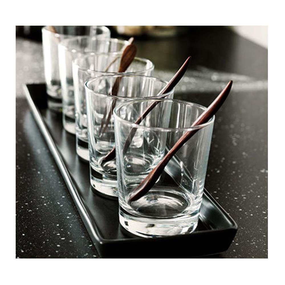 فروش لیوان کوتاه ایکیا مدل GODIS Short Glass بسته 6 عددی