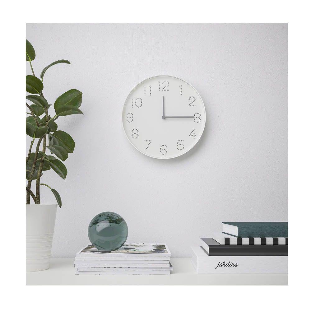 قیمت ساعت دیواری ایکیا مدل TROMMA