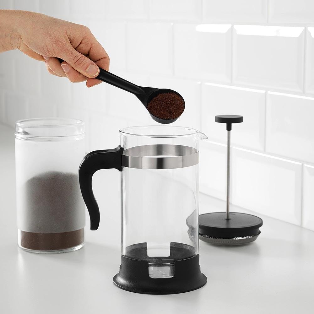 بررسی قهوه ساز ایکیا مدل UPPHETTA حجم 1 لیتری