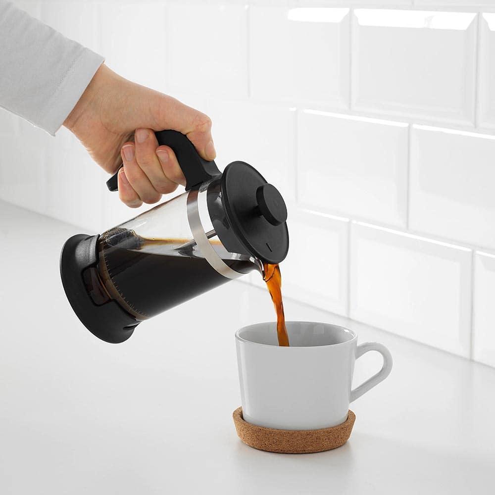بررسی قهوه ساز ایکیا مدل Upphetta
