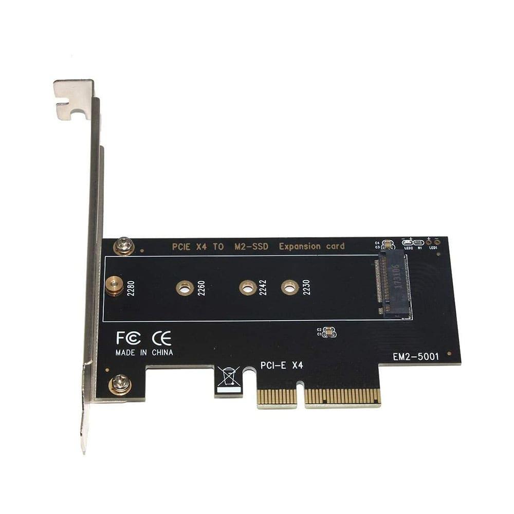 کارت تبدیل M2 به PCI-E هایسنسر مدل EM2-5001