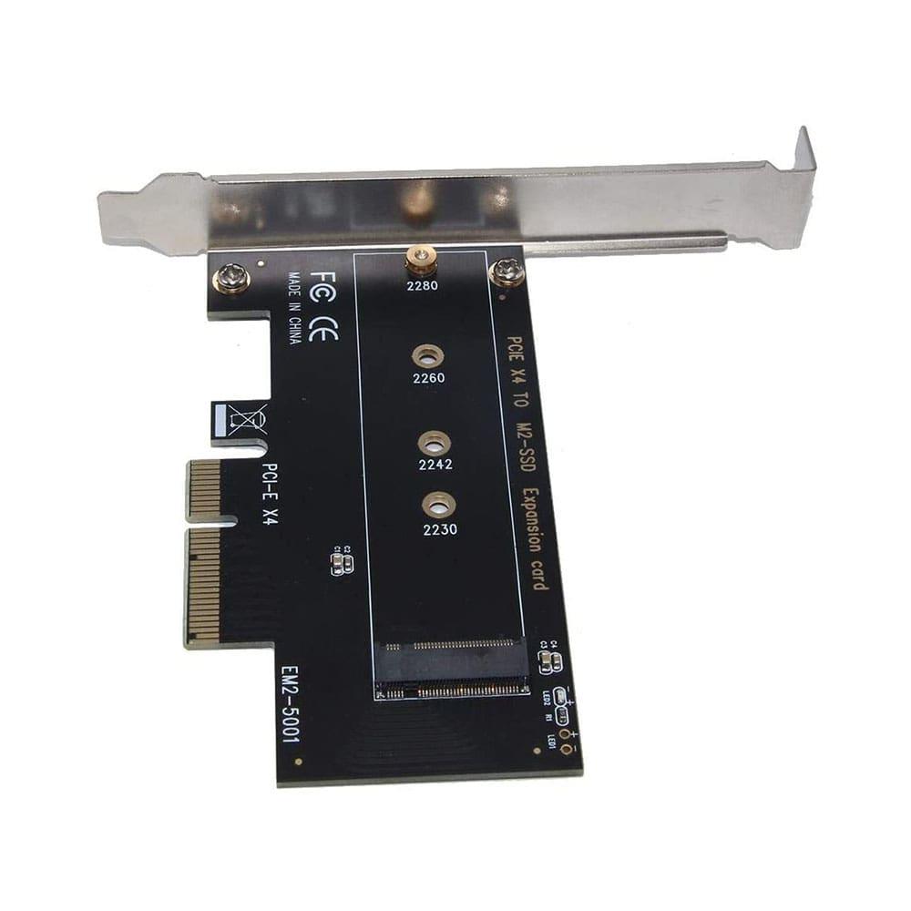 قیمت کارت تبدیل M2 به PCI-E هایسنسر مدل EM2-5001
