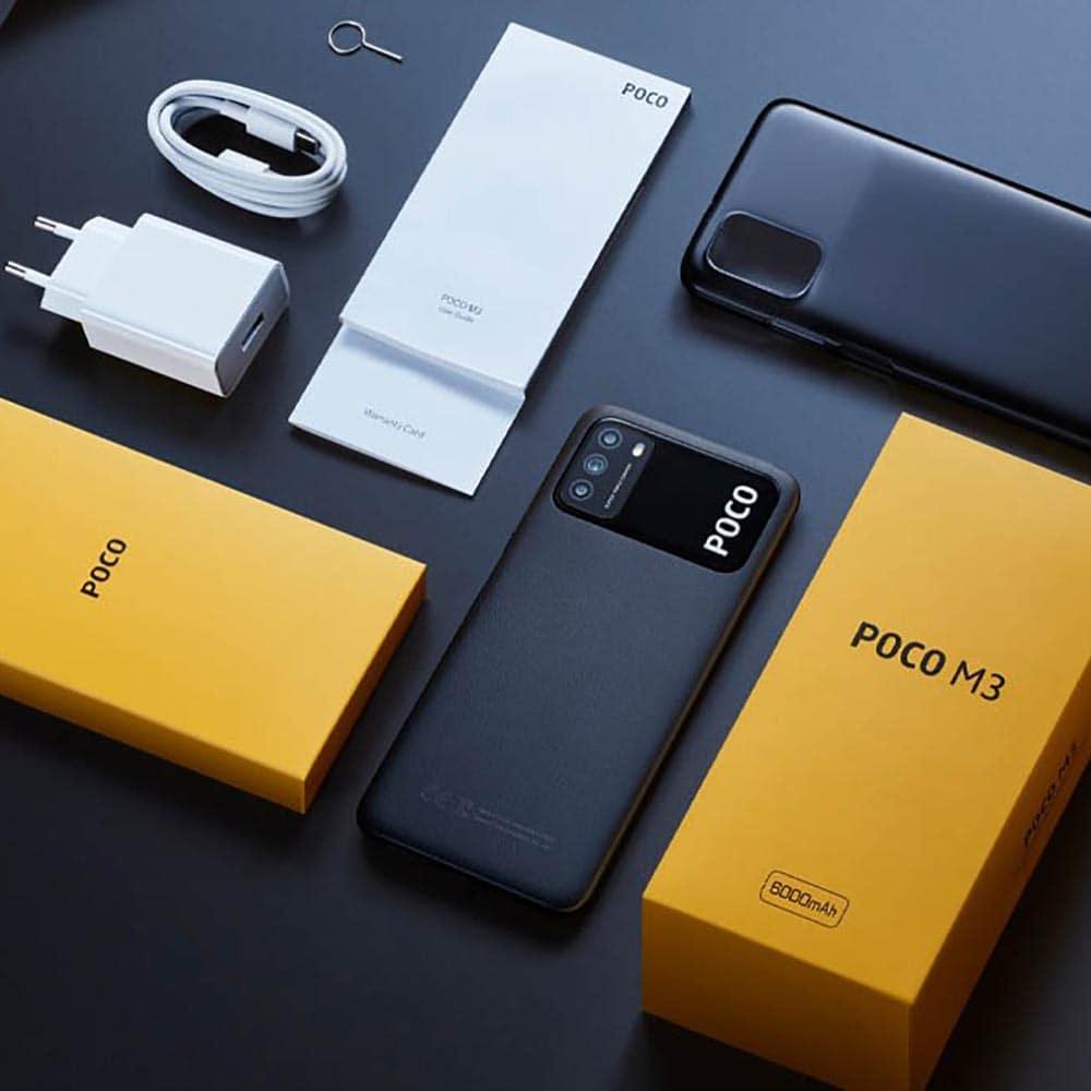 قیمت موبایل  Xiaomi POCO M3