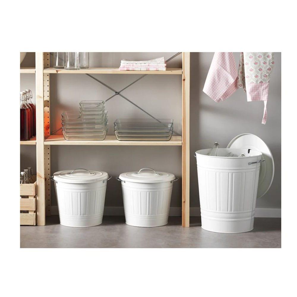 قیمت سطل آشغال ایکیا مدل KNODD