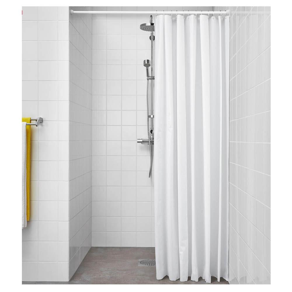 فروش پرده حمام ایکیا مدل BJÄRSEN