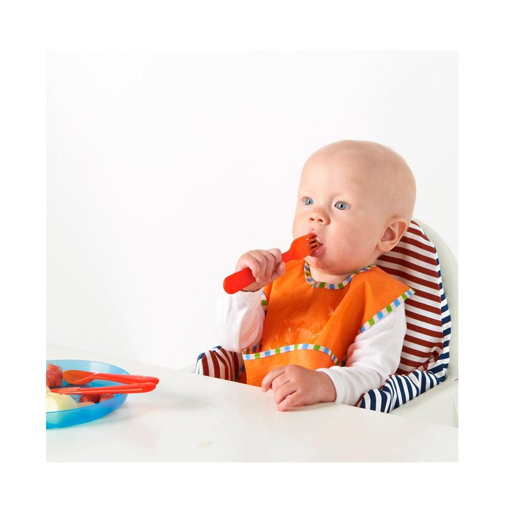 فروش ست قاشق چنگال کودک ایکیا مدل KALAS