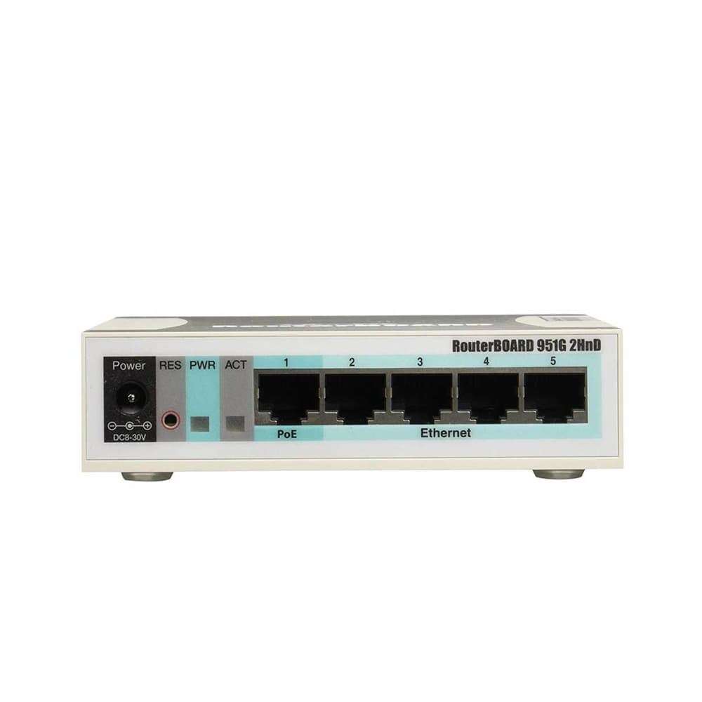 فروش روتر اکسس پوینت میکروتیک RB951G-2HnD