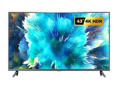 تلویزیون 43 اینچ 4K شیائومی اسمارت 4S مدل L43M5-5ASP
